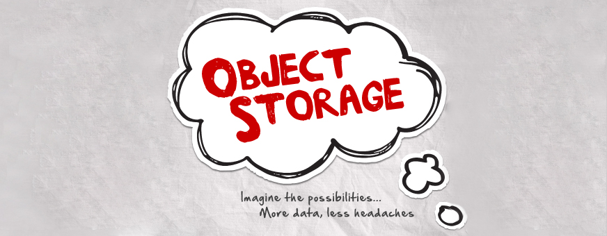 How to backup object storage?   Designed for HA